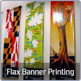 Flax Banner Printing